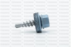 Katusekruvi puurots ülekatte 1.5mm 4.8x20 RR34 Zn