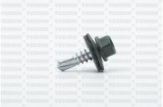 Katusekruvi SD 5 puurots 5.5x19 Ruspert RR11/RAL6020
