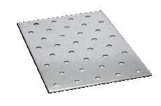 Sirge plaat  40x120 A2
