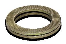 Nord-lock seib DIN 25201 M 16 Delta SP  [17x25.4x3.4]