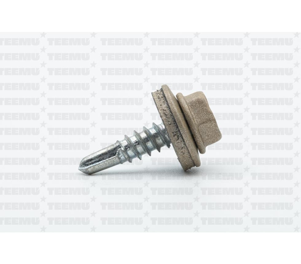 Katusekruvi SD 3 puurots 4.8x19 RR42 Zn
