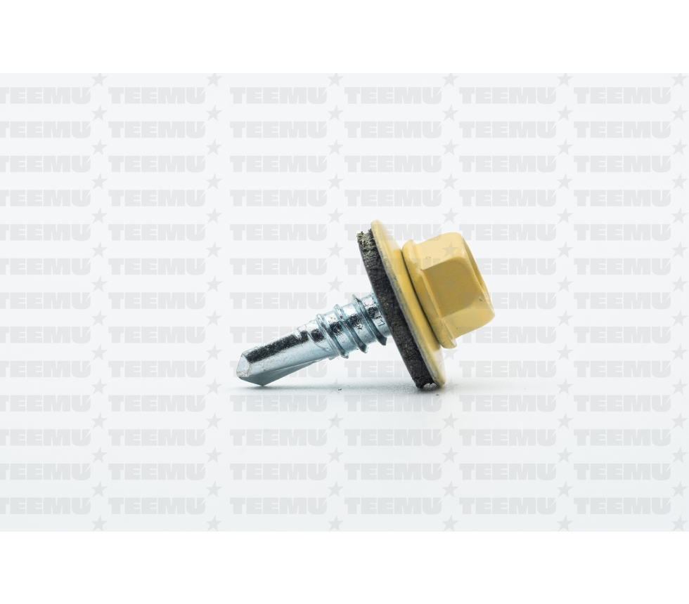 Katusekruvi SD 5 puurots 5.5x19 Ruspert RR24/RAL1004