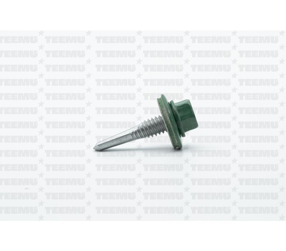 Katusekruvi SD 8 puurots 5.5x25 Ruspert RR37/RAL6002