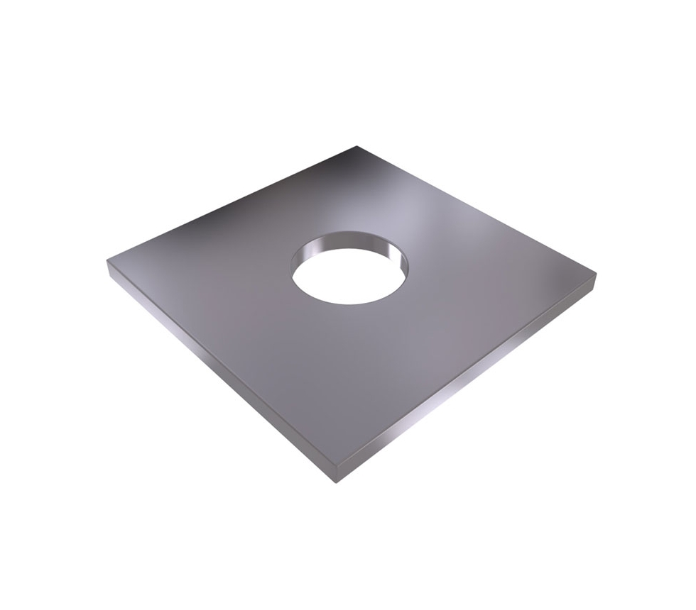 Nelikantseib DIN 436 M16 (17.5x50x5.0) A2