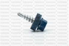 Katusekruvi puurots ülekatte 1.5mm 4.8x20 RR35/RAL5001 Ruspert