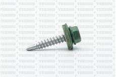 Katusekruvi SD 3 puurots 4.8x25 Ruspert RR37/RAL6002