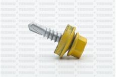 Katusekruvi SD 3 puurots 4.8x19 RR25/RAL1003 Ruspert