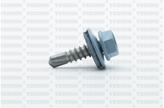 Katusekruvi SD 3 puurots 4.8x19 RR34/RAL5024 Ruspert