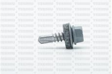 Katusekruvi SD 5 puurots 5.5x19 Ruspert RR22/RAL7001