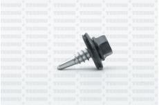 Katusekruvi SD 5 puurots 5.5x19 Ruspert RR23/RAL7024