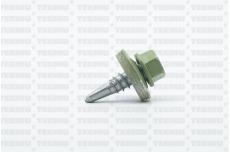 Katusekruvi SD 5 puurots 5.5x19 Ruspert RR36/RAL6021