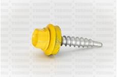 Katusekruvi SW puidupuuriga 1.5mm 4.8x28 Ruspert RR25/RAL1003